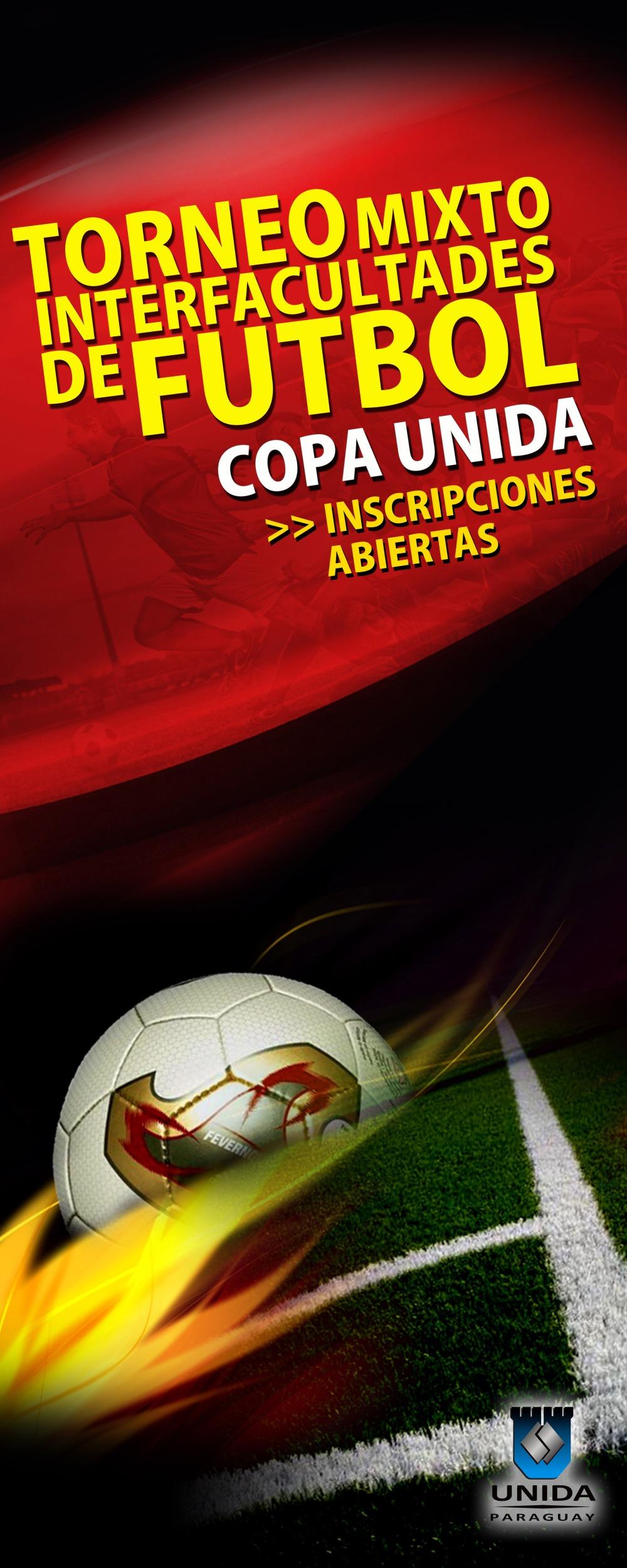 Banner Futbol UNIDA