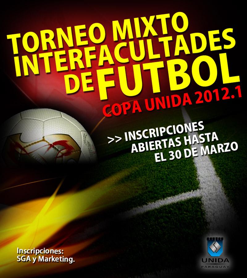 Futbol UNIDA - torneo