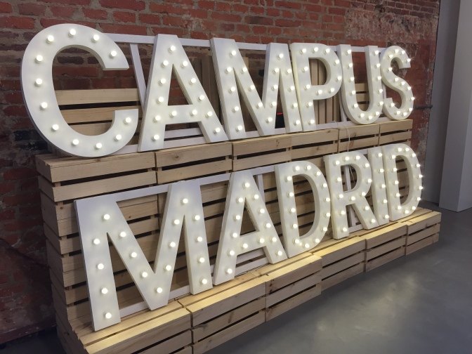 Startup Tech Job Fair en Campus Madrid